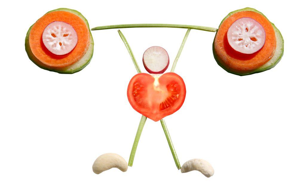 pesi verdura