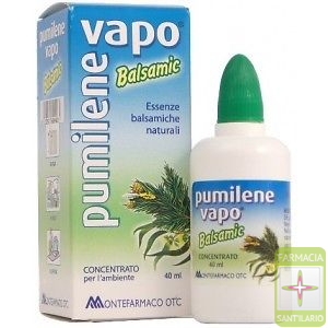 Pumilene Balsamic olio essenziale