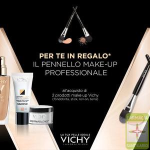 Vichy pennello novità e promo