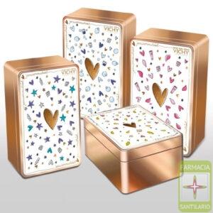 Vichy Metal Box